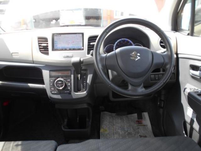 4WD FXリミテッド ディスチャージ付 地デジナビTV(21枚目)
