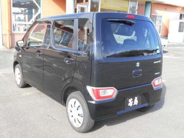 ハイブリッドFX 4WD セーフティパッケージ ブラック内装 Pスタート ESP 両席シートH(3枚目)