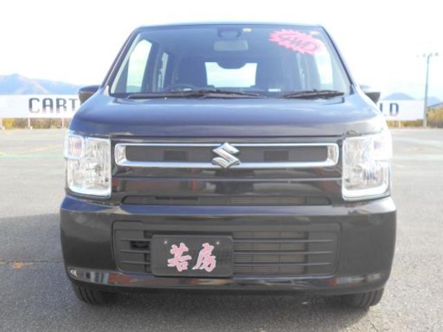 ハイブリッドFX 4WD セーフティパッケージ ブラック内装 Pスタート ESP 両席シートH(8枚目)