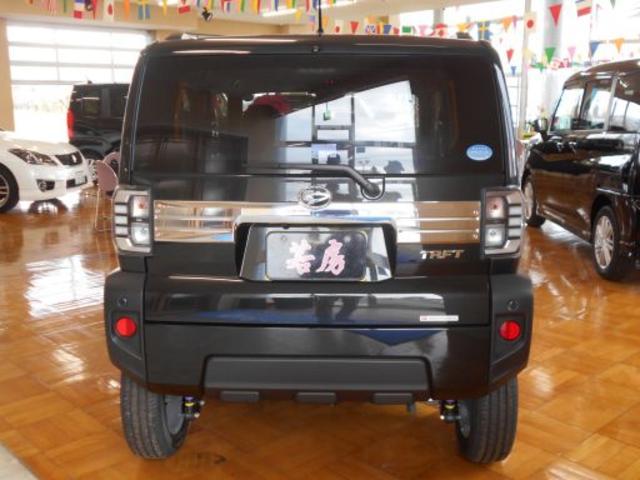 G 4WD スマートアシスト メッキパック 地デジナビTV Bモニター 15アルミ Pスタート(4枚目)