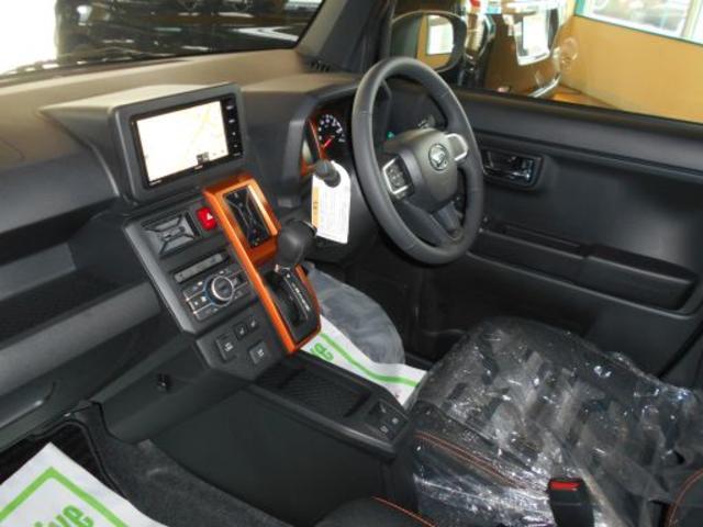 G 4WD スマートアシスト メッキパック 地デジナビTV Bモニター 15アルミ Pスタート(9枚目)