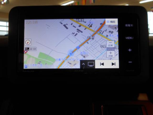 G 4WD スマートアシスト メッキパック 地デジナビTV Bモニター 15アルミ Pスタート(10枚目)