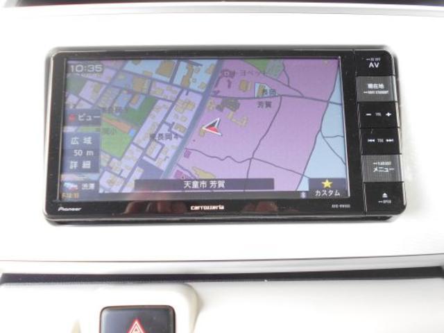 X SAIII 4WD エコアイドル 地デジナビTV Bモニター 社外アルミ 両側Pドア ETC(10枚目)