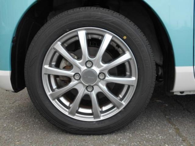 X SAIII 4WD エコアイドル 地デジナビTV Bモニター 社外アルミ 両側Pドア ETC(11枚目)