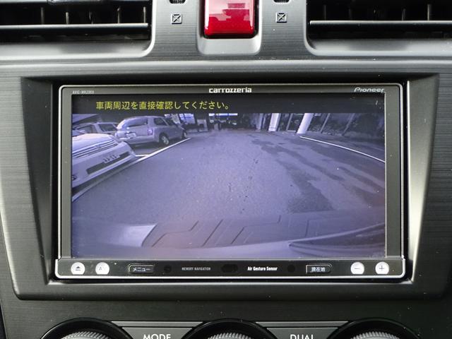 スバル インプレッサXV 2.0i-L アイサイト 黒革シート ルーフレール ナビTV