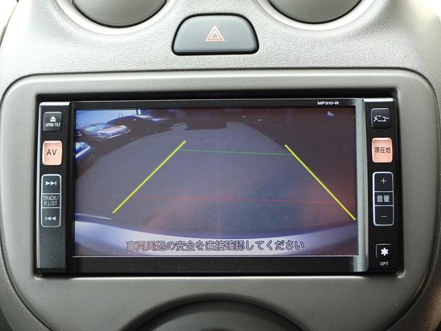 日産 マーチ 12X FOUR 4WD 純正ナビTVバックカメラ