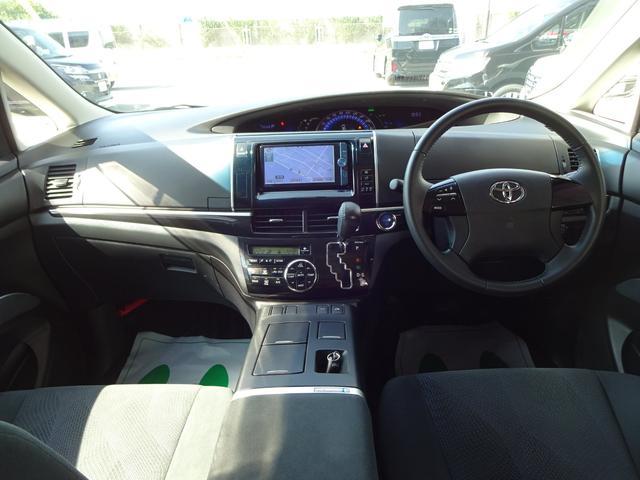 アエラス 4WD 純正ナビ 後席モニター 両側電動スライド(12枚目)