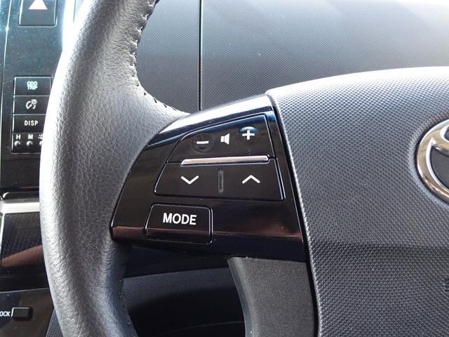 アエラス 4WD 純正ナビ 後席モニター 両側電動スライド(18枚目)