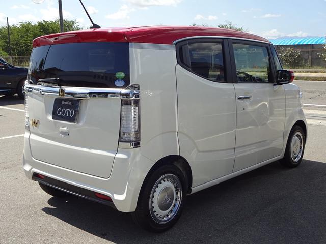 「ホンダ」「N-BOX」「コンパクトカー」「山形県」の中古車4