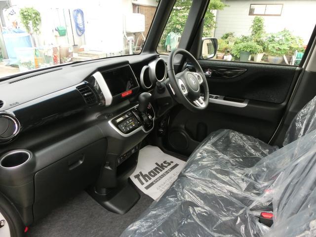 ホンダ N BOXカスタム G・ターボLパッケージ4WD