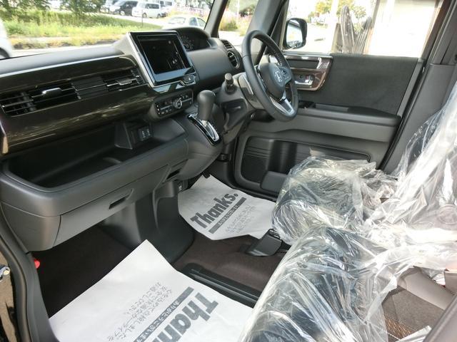 ホンダ N BOXカスタム G・EXターボホンダセンシング4WD