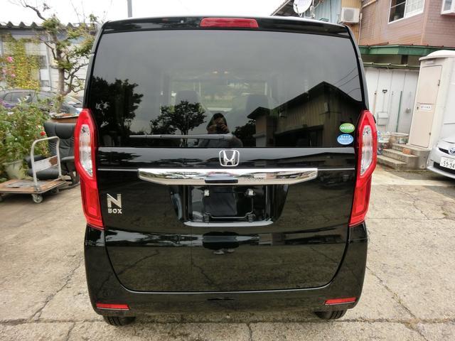 ホンダ N BOX G・L 4WD