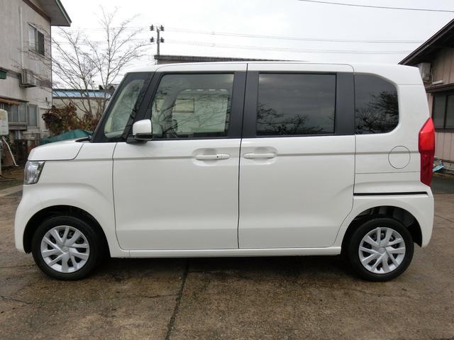 ホンダ N BOX G・Lホンダセンシング4WD