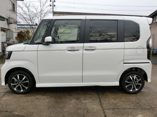 ホンダ N BOXカスタム G・Lホンダセンシング4WD