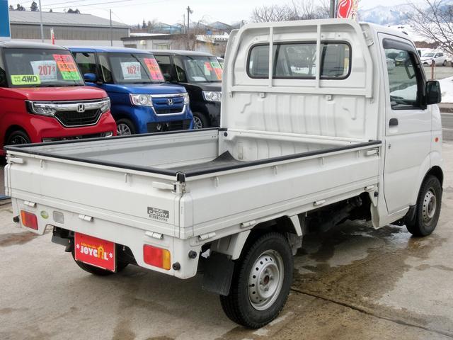 KCエアコン・パワステ 3方開4WD(7枚目)