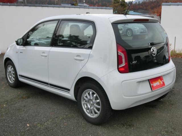 「フォルクスワーゲン」「VW アップ!」「コンパクトカー」「山形県」の中古車5