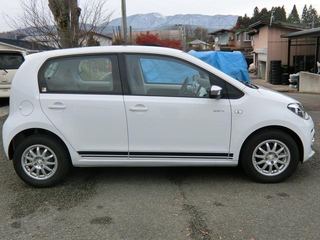 「フォルクスワーゲン」「VW アップ!」「コンパクトカー」「山形県」の中古車8