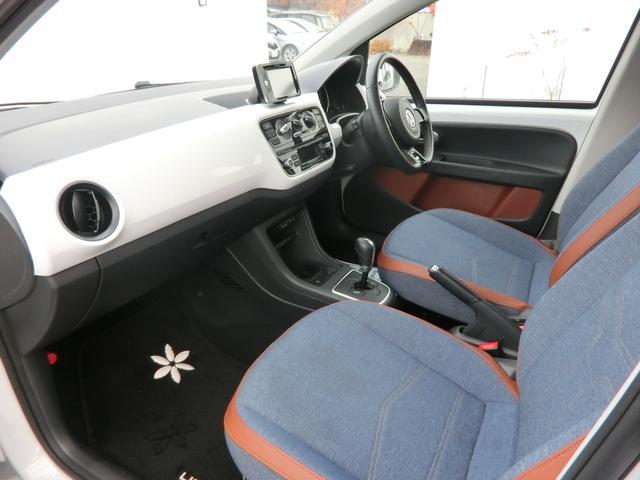 「フォルクスワーゲン」「VW アップ!」「コンパクトカー」「山形県」の中古車11