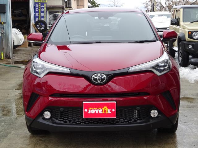 「トヨタ」「C-HR」「SUV・クロカン」「山形県」の中古車2