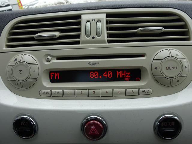 「フィアット」「500(チンクエチェント)」「コンパクトカー」「山形県」の中古車16