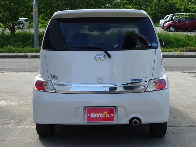 Z 煌-G トヨタ純正7インチSDナビ フルセグTV 4WD(6枚目)
