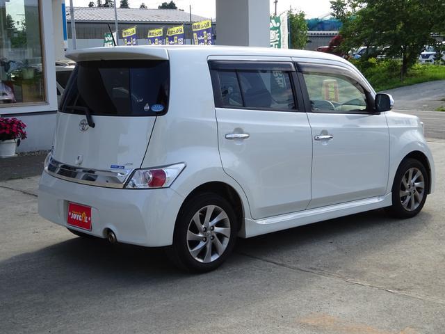 Z 煌-G トヨタ純正7インチSDナビ フルセグTV 4WD(7枚目)