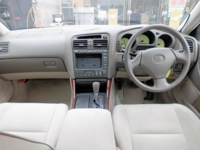 トヨタ アリスト S300 VSC ABS 社外17AW エンスタ