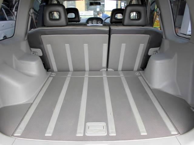 日産 エクストレイル S 切替式4WD ABS 17AW