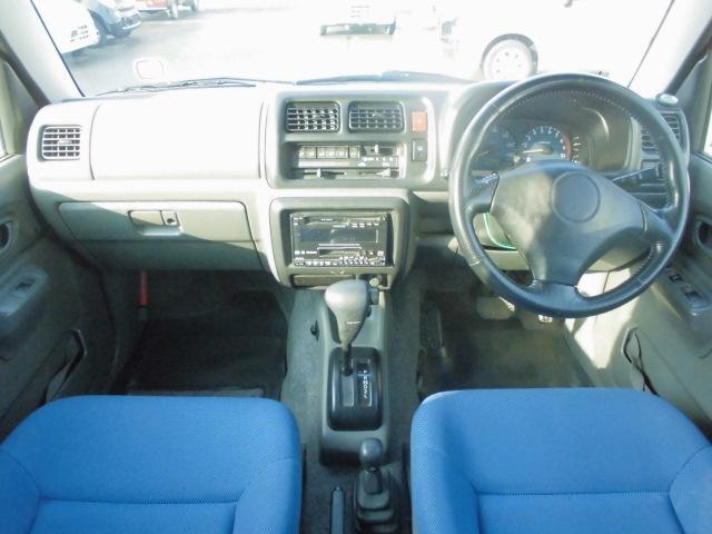 スズキ ジムニー FISフリースタイルWCPLTD 4WD ABS ICターボ