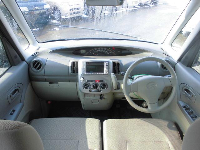 ダイハツ タント Xスペシャル 4WD ABS スマートキー Tチェーン車
