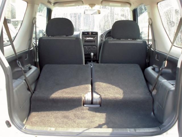 XG スイッチ式切替4WD ABS リフトアップ ICターボ(12枚目)