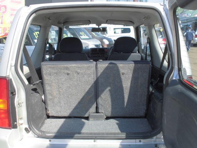 スズキ ジムニー XG 切替式4WD ABS ICターボ Tチェーン車