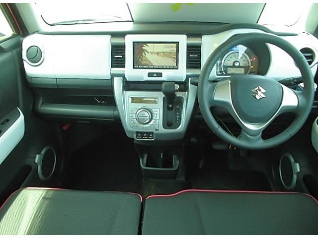 スズキ ハスラー Xターボ 4WD ISTOP レーダーブレーキ Mナビ
