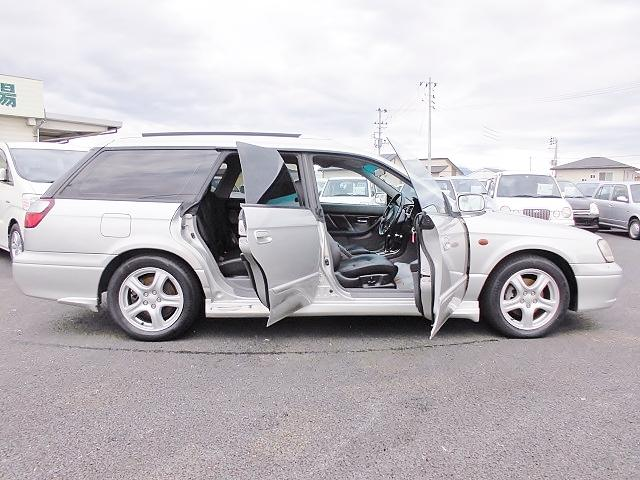 スバル レガシィツーリングワゴン GT-VDC 4WD SR レザーシート ICターボ