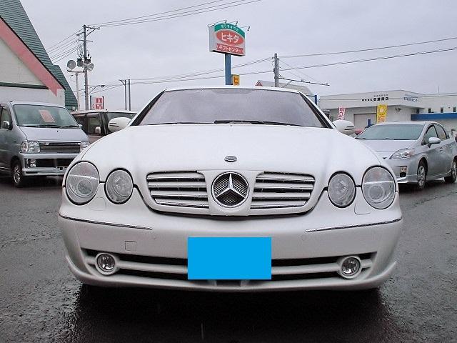 メルセデス・ベンツ M・ベンツ CL500 ロリンザーF01タイプエアロ