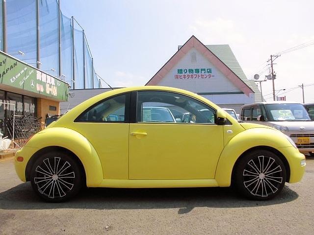 フォルクスワーゲン VW ニュービートル ベースグレード ABS 左ハンドル