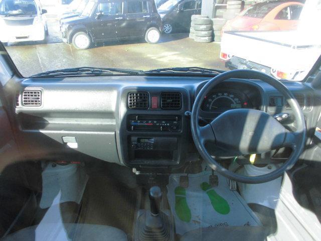 比べてくださいこの価格4WD AC パワステ Tチェーン車(8枚目)