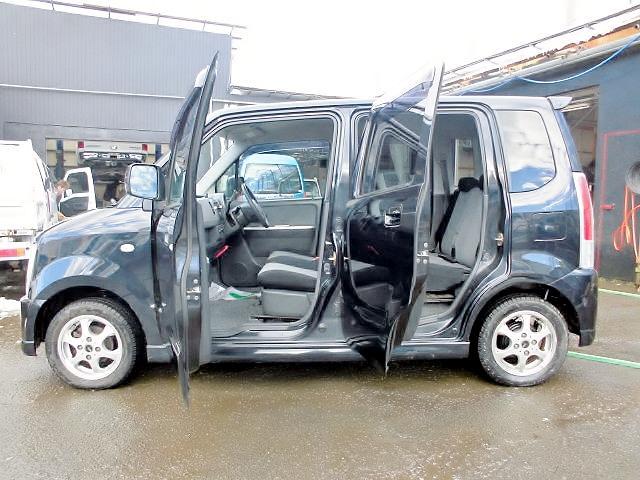 スズキ ワゴンR 価格に自信ありFX-SLTD 4WD SRS Tチェーン車
