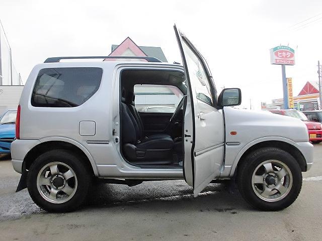 XC 切替式4WD ABS ICターボ Tチェーン車(6枚目)
