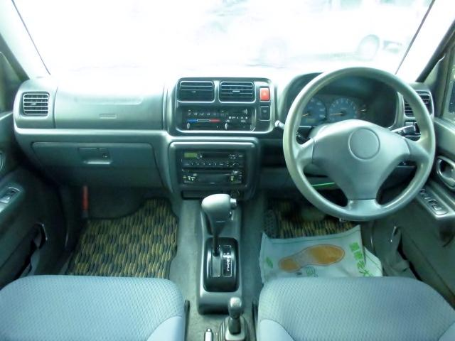 XC 切替式4WD ABS ICターボ Tチェーン車(8枚目)