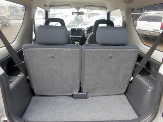 XC 切替式4WD ABS ICターボ Tチェーン車(11枚目)