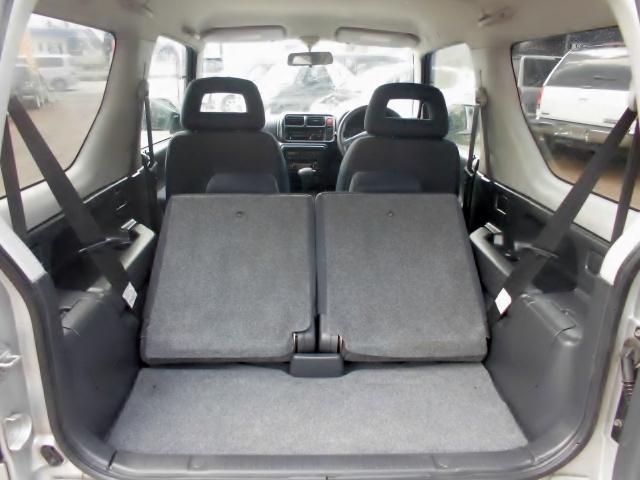 XC 切替式4WD ABS ICターボ Tチェーン車(12枚目)