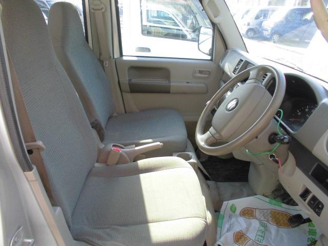 スズキ エブリイ 比べてくださいこの価格4WD AC,PS. Tチェーン車