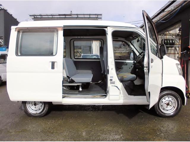 ダイハツ ハイゼットカーゴ スペシャル 切替式4WD エアコン パワステ