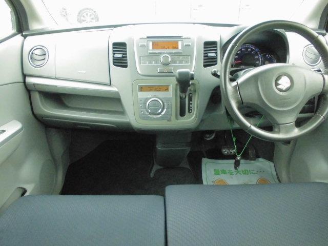 スズキ ワゴンR FXリミテッド 4WD ABS スマートキー Tチェーン車