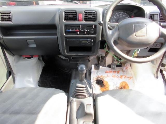 電動油圧式深底ダンプ 切替式4WD エアコン パワステ(7枚目)