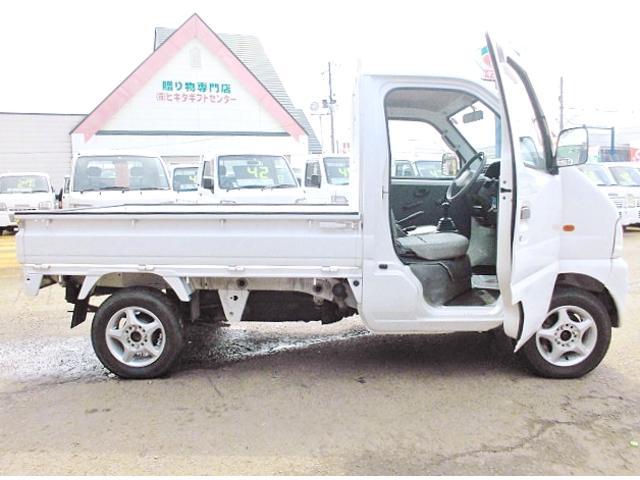スズキ キャリイトラック トラックバン 4WD エアコン パワステ