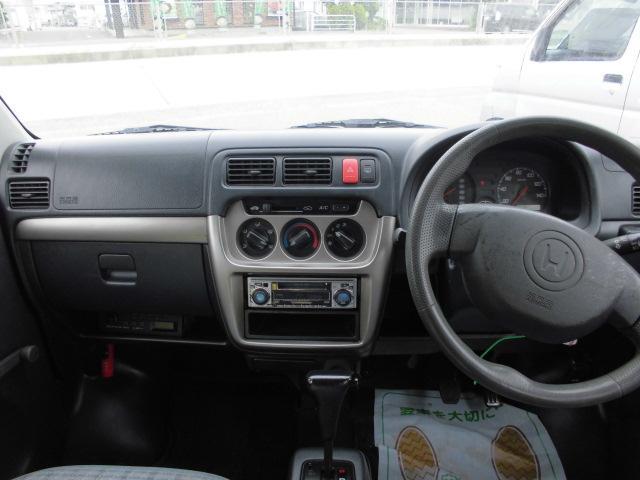 ホンダ アクティバン 4WD オートマ エアコン パワステ