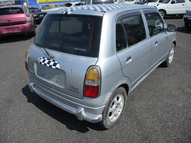 ダイハツ ミラジーノ ジーノ 4WD  AC PS