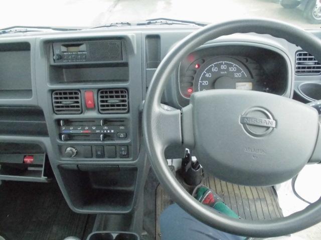 ダンプ4WD AC PS デフロック(15枚目)